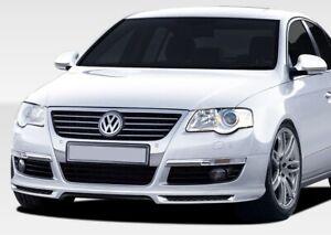 06-10 Volkswagen Passat A-Tech Duraflex Front Bumper Lip Body Kit!!! 107884
