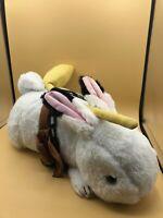 Rare Large Hoozuki no Reitetsu Karashi Rabbit Taito Plush Soft Stuffed Toy Doll