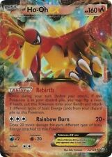 Pokemon BW Legendary Battle Deck Dragons Exalted Ho-oh EX Ultra Rare Card 22/124