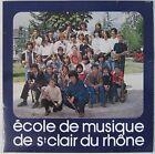 Ecole de Musique de Saint-Cair du Rhône 33 tours Disques JBP