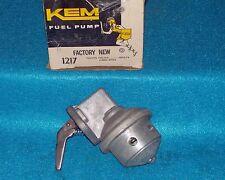 1973 1974 Toyota Celica 18RC KEM Mechanical Fuel Pump 1217