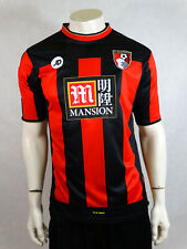 Bournemouth Home Football Shirt Jersey Trikot 2015 - 2016 JD M
