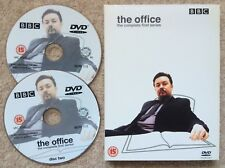 THE OFFICE BBC comedy series 1 DVD box set. RICKY GERVAIS