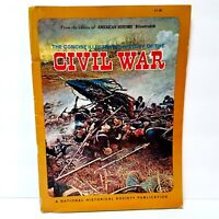 Vintage The Concise Illustrated History of the Civil War Publication 1971