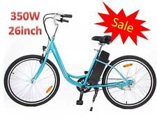 350W 26in Yukon Trail Electric Bike Powered Bicycle Assembly in US 2018 Model