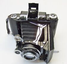 Zeiss Ikon Super Ikonta C, 531/2 monté Zeiss f3.8 10.5 cm formule optique Tessar Lens