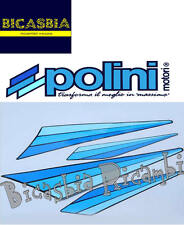7343 - PEGATINAS ADHESIVOS POLINI YAMAHA 530 T-MAX TMAX T MAX DE 2012 - BICASBIA