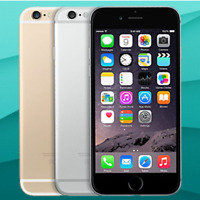 Apple iPhone 6 64GB 128GB Factory Unlocked GSM + CDMA Camera Smartphone