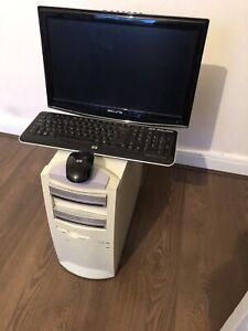 Pentium iii Desktop PC Retro Gaming PC