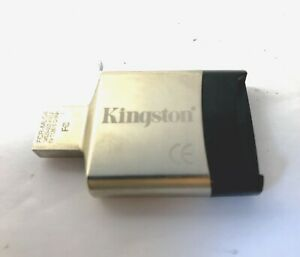 USB3.0 2 in 1 Kingston MobileLite G4 UHS II SDXC Card/ MicroSDXC Card Reader