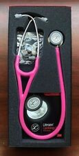 "3M Littmann CARDIOLOGY IV 27"" Stethoscope ROSE PINK # 6161 New in Box Warranty"