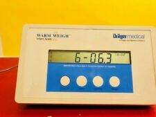 Drager Medical Warm Weigh 2 W30L-06 Infant Scale Display (7047)