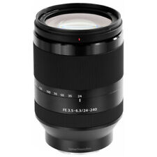 Sony FE 24-240mm f/3.5-6.3 Lente OSS