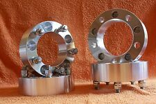 4 Wheel Spacers 50MM 5x5.5 (5x139.7) Kia Sorento 2002 - 2008