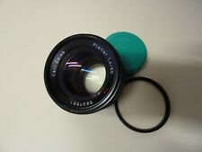 CONTAX Carl Zeiss Planar 50mm F1.4