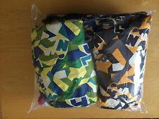 10 X Large Clear Plastic Storage Bags Resealable Zip Slide 55cm x 65cm