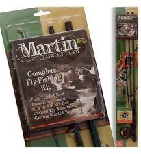 Zebco Martin Complete Fly Rod Kit ZEB-MRT56TK-6L-BP6
