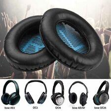 1Pcs Original Replacement Leather Ear Pads Cushions for BOSE Quiet QC25 QC15 QC2