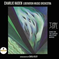 Charlie Haden - Time / Life [New CD]