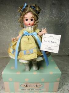 "Madame Alexander 8"" BEE MY FRIEND Doll # 38125 - 2004 - MIB"