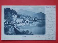 MENAGGIO Lago di Como vecchia cartolina