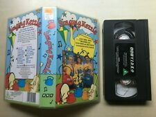 THE SINGING KETTLE - BBC - VHS VIDEO