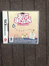 Big Brain Academy (Nintendo DS, 2006) - European Version