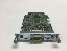 Cisco WIC-2T 2-Port Serial WAN Interface Card  1800 1900 2800 2900 3800 Routers