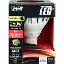 Feit BR40/DM/2500/3K/LED BR40 Dimmable LED 250W Equivalent 3000K