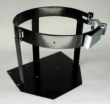 NEW UNIVERSAL VERTICAL TANK MOUNT PROPANE BRACKET FOR 20 LB TANKS BRACKETS POUND