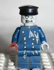 Lego ZOMBIE DRIVER MINIFIGURE from Monster Fighters Vampyre Hearse (9464)