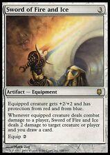 SPADA DI FUOCO E GHIACCIO - SWORD OF FIRE AND ICE Magic DST Mint