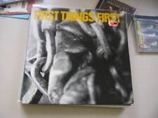 LP Punk first things first Dirtbag Blow 'Glitterhouse