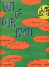 ELVIS COSTELLO out of our idiot UK 1987 MINT LP