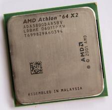 AMD Athlon 64 X2 3800+ ADA3800DAA5BV Dual-Core 2.0GHz Socket 939 Processor CPU