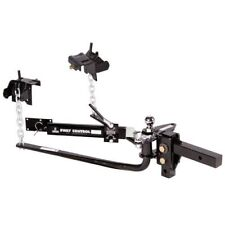 Husky Towing 31986 Round Bar Weight Distribution Hitch - 600 lb. Tongue Weight