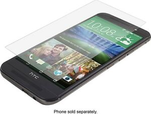 ZAGG - InvisibleShield HD Clear Screen Protector for HTC One (M9) - clear