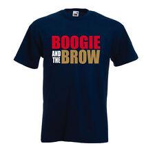 "Anthony Davis Demarcus Cousins ""Boogie Brow"" T-shirt Shirt or Long Sleeve"