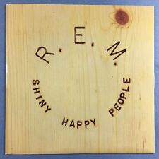 R.E.M Shiny Happy People / Forty Second Song - Warner Brothers W0027 Nr Mint