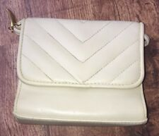 Small Cream Purse With Long Handle Studio Accessories<NH6691