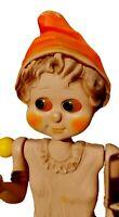 bambola figura cm.120 vintage produzione canova anni 60