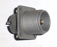 Socket coaxial mâle spare part AN-3102-14-3PT Amphenol NOS