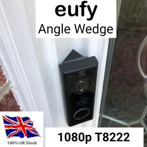 Eufy Angle Wedge 30 / 45 Degrees Mount for 1080p Wireless Video Doorbell T8222