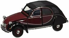 Welly 24009 Burgundy/black - Modellino da Collezione CITROEN 2 CV 6 (d1o)