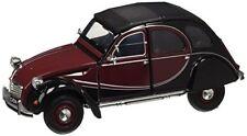 Welly 24009 Burgundy/black - Modellino da Collezione CITROEN 2 CV 6 (p61)