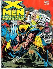 X-Men Poster Magazine #1