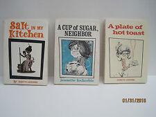 Jeanette Lockerbie Devotional Reading Books, Lot of 3 Books