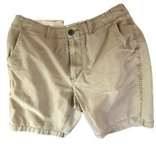 Short Pants -American Eagle  Men's Khaki Shorts Size 33 Outfitters RN54485 LOGO