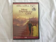What Dreams May Come Dvd Robin Williams Brand New Sealed
