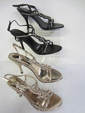 Anne Michelle Stiletto High Heel (3-4.5 in.) Party Women's Shoes